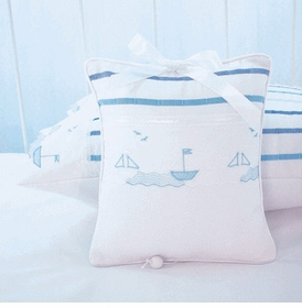 sea breeze crib bedding