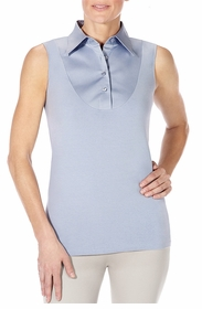 slate classic sleeveless shirt