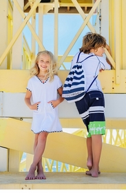 snapper rock children's swimwear