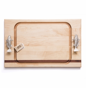 soundview millworks fish handle steak handle board