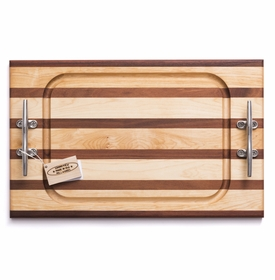 soundview millworks nautical cleat steak board