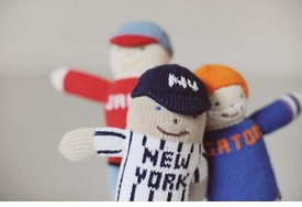 sports knit pal doll
