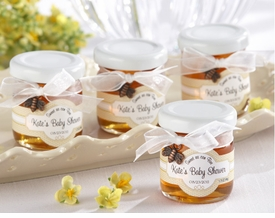 """""""Sweet as Can Bee"""" Personalized Clover Honey (Set of 12)"""