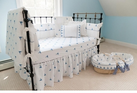 sweet william crib bedding
