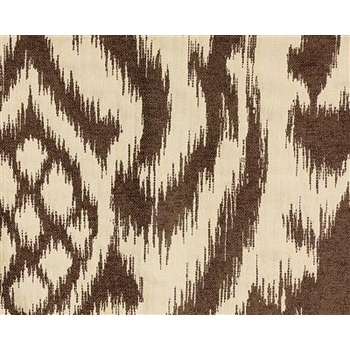 victor/brown fabric