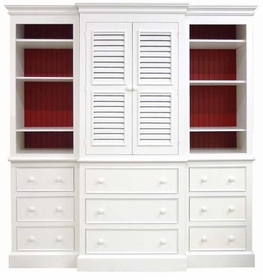wall units by seabrook classics