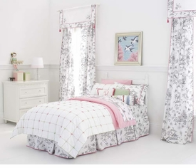 whistle & wink tufted kid bedding