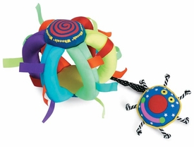 whoozit wiggle ball by Manhattan Toy