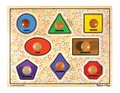 Large Geometric Shapes Jumbo Knob Puzzle
