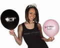 Bachelorette Party Balloons - 6 pack