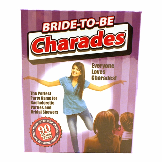 Bride-to-Be Charades