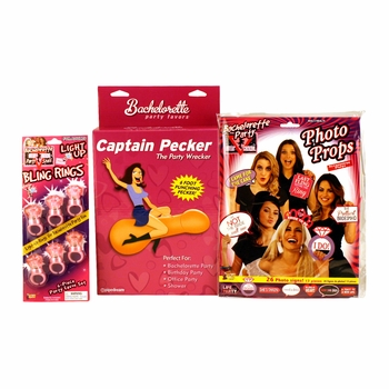 Captain Pecker Kit