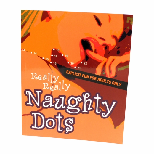 Connect the Naughty Dots - Hilarious!