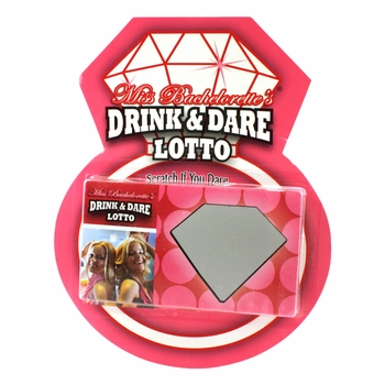 Drink or Dare Lotto Cards
