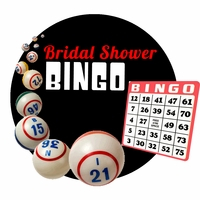 Free Bridal Shower Bingo Game - Download and Print it for Free!