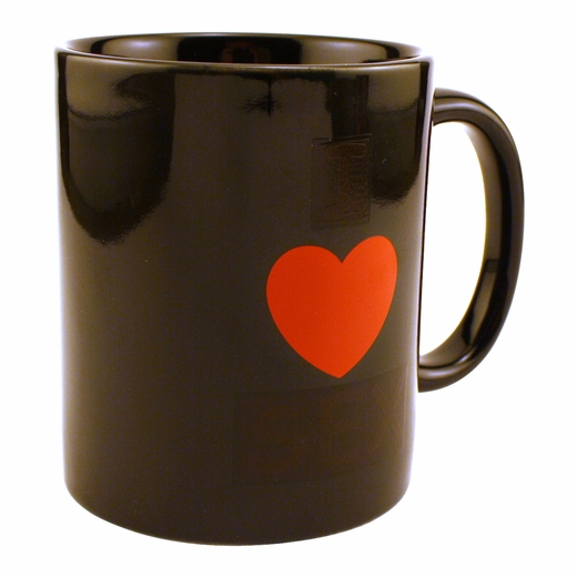 Heat Changing Heart Mug