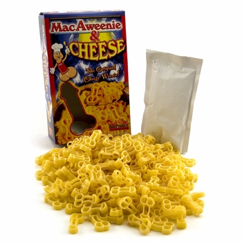 Mac-A-Weenie And Cheese - Penis Pasta Mix
