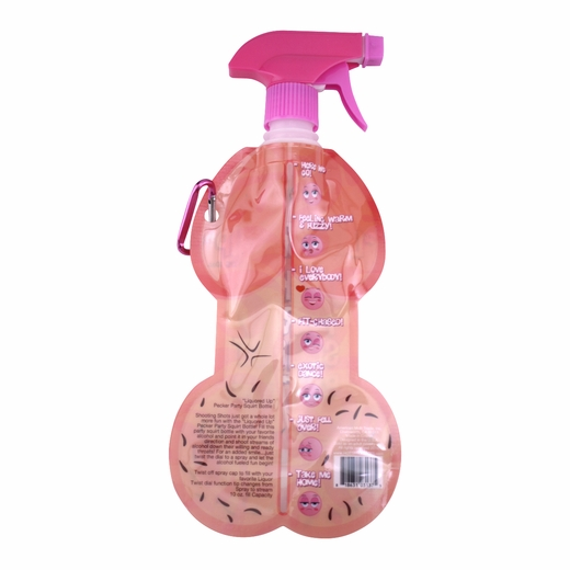 Pecker Party Squirt Bottle