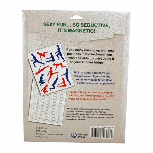 Sex Position Magnets