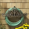 Foliate Garden Hose Holder