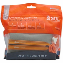 Click to enlarge image of Adventure Medical Kits SOL Emergency Shelter Kit