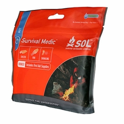 Click to enlarge image of Adventure Medical Kits SOL Survival Medic Kit