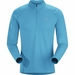 ARC'TERYX Accelerator Zip Neck LS Shirt (Men's)