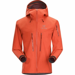Click to enlarge image of ARC'TERYX Alpha SV Jacket (Men's)