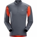 ARC'TERYX Cyclic Zip Neck Shirt (Men's)