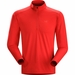 ARC'TERYX Ether Zip Neck LS (Men's)