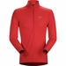 ARC'TERYX Morphic Zip Neck LS (Men's)