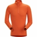 ARC'TERYX Phase AR Zip Neck LS Baselayer (Men's)