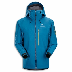 Click to enlarge image of ARC'TERYX Theta SVX Jacket (Men's)