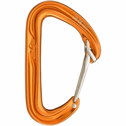 Click to enlarge image of Black Diamond HoodWire Carabiner