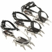 Black Diamond Serac Crampons - Pair (Pro, Clip or Strap)