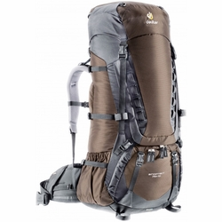 Click to enlarge image of Deuter Aircontact 75 + 10 Backpack