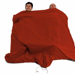 Click to enlarge image of Exped BivyBag Duo Emergency Bivy Bag