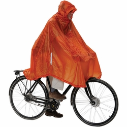 Click to enlarge image of Exped Daypack & Bike Poncho UL