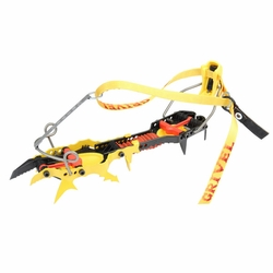 Click to enlarge image of Grivel Rambo 4 Crampons - Pair