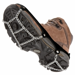 Click to enlarge image of ICE Trekkers Chains Ice Cleats - Pair
