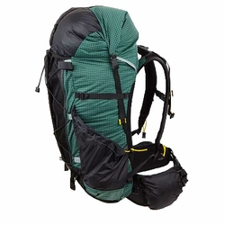 Click to enlarge image of Klymit / ULA AirX Ultralight Backpack with Inertia X-Lite - 75L