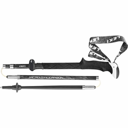 Click to enlarge image of LEKI Micro Vario Carbon Max Trekking Poles (Pair)