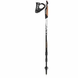 Click to enlarge image of LEKI Traveller Carbon Nordic Walking Poles - Pair