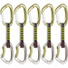 Mammut 5er Pack Crag Indicator Express Set Quickdraw (5)