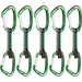 Mammut 5er Pack Crag Indicator Wire Express Set Quickdraw (5)