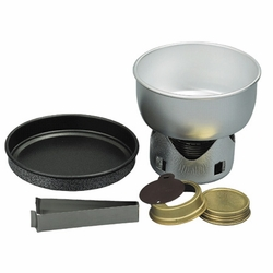Click to enlarge image of Mini Trangia Stove & Cookset
