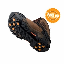 Click to enlarge image of Monster Grip Snow & Ice Cleats by DryGuy (Pair)