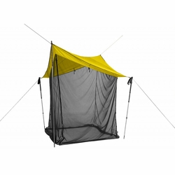 Click to enlarge image of NEMO Bugout Elite Tarp Shelter - 7 x 7