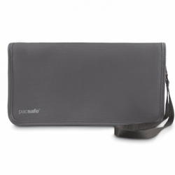 Click to enlarge image of PacSafe RFIDtec 225 RFID-Blocking Ticket Wallet