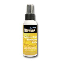 ReviveX Footwear Odor Eliminator Spray - 4 oz